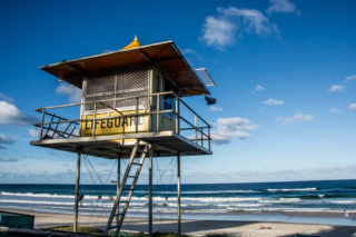 Gold Coat Queensland - best gold coast beach - Burleigh Heads beach