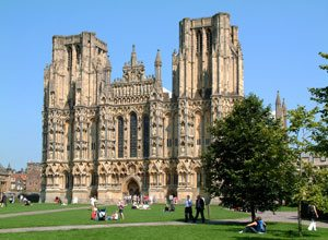 Wells-Cathedral, UK, Somerset