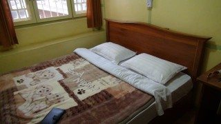 Yee Shin Guest house Hsipaw: Double room