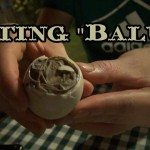 Eating Balut, Philippines