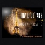 How to do Paris