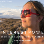 PINTEREST POWER - using pinterest to grow your blog