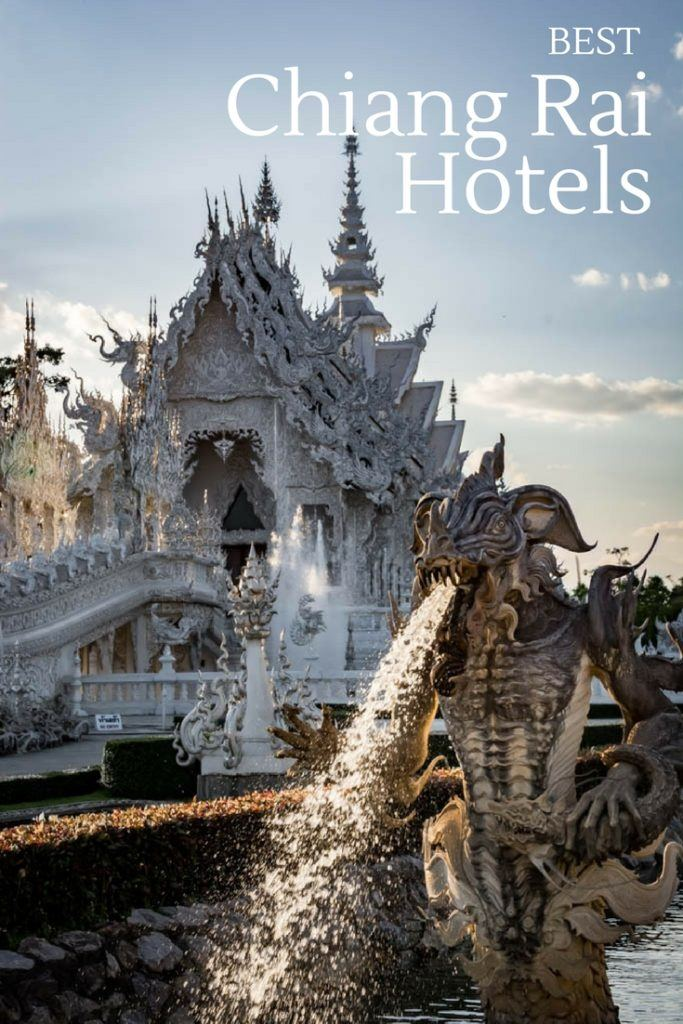 Best Hotels Chiang Rai. From budget to luxury, boutique to foodie orientated - these hotels will give you wanderlust for your next vacation to Thailand.