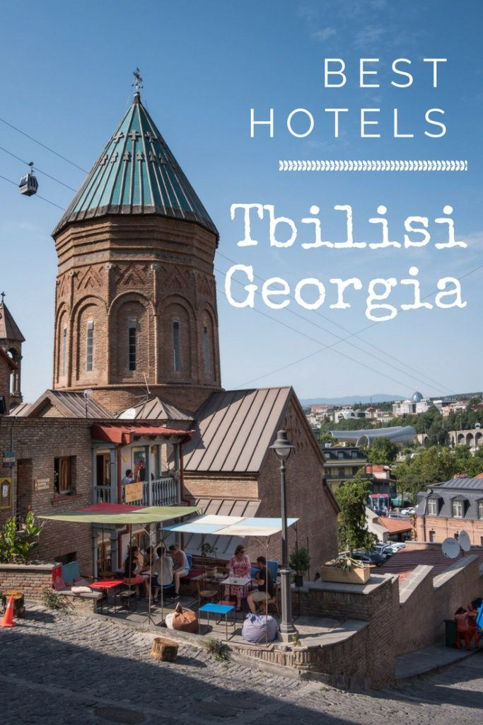 Best Hotels Tbilisi Georgia. From budget to luxury, boutique to foodie orientated - these hotels will give you wanderlust for your next vacation.