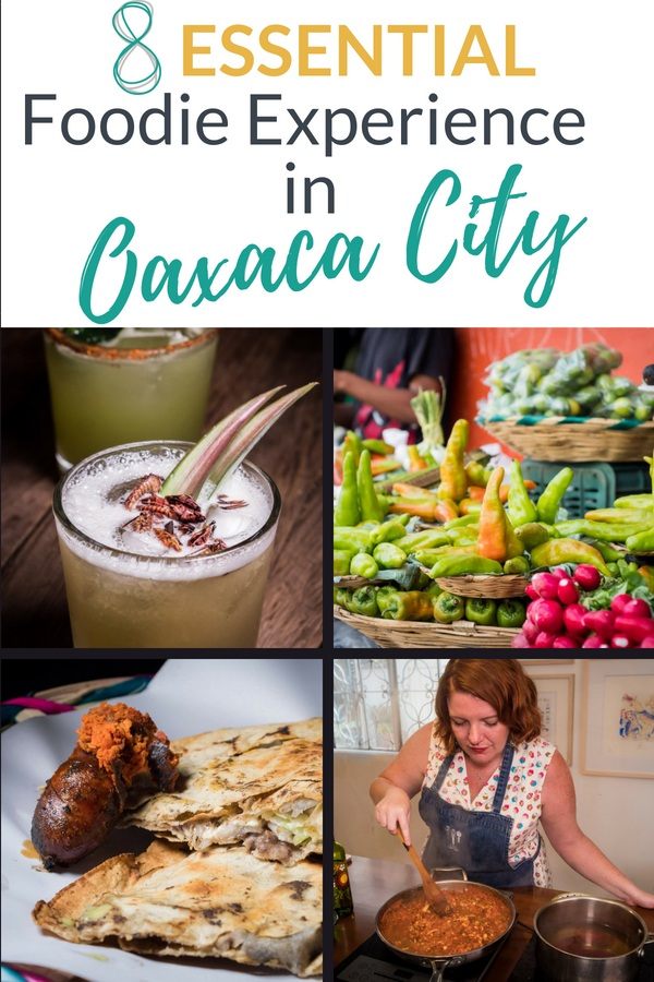 Oaxaca City Mexico is a top destination for foodies. We explore some of the top things to do in Oaxaca for the culinary explorer. From famous street food, to historic cuisine and the best Mezcal cocktails. Read our Oaxaca City Guide to food & drink.