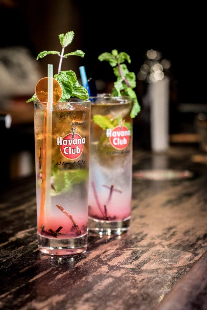 What To do In Havana Cuba: Mojitos at Zaguan