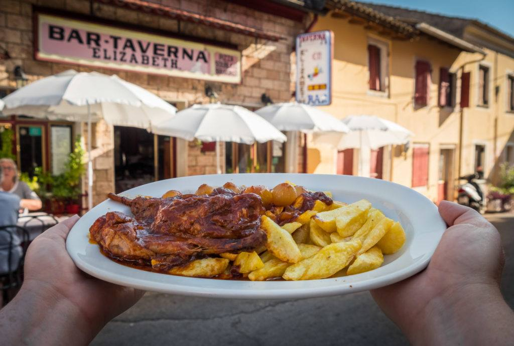Traditional Corfu Food: What to eat in Corfu - Rabbit Stifado