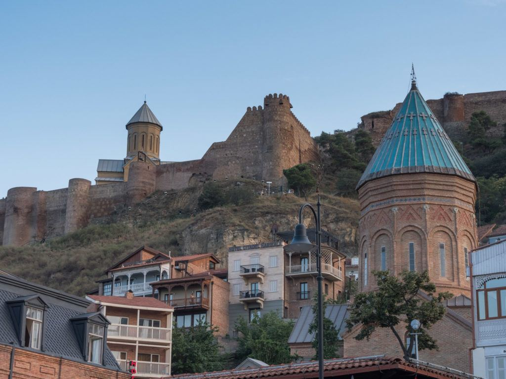 Things To Do in Tbilisi attractions | Places To Visit In Tbilisi Map Google: Explore Tbilisi Old Town