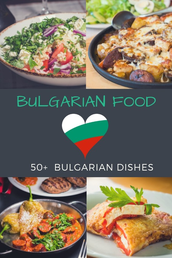 50 Traditional Bulgarian Food & Drink Options Inc. Bulgarian Salad, Cheese, Breakfast, Kavarma, Snacks, Alcohol/Wine & Drinks. Learn What To Eat In Bulgaria
