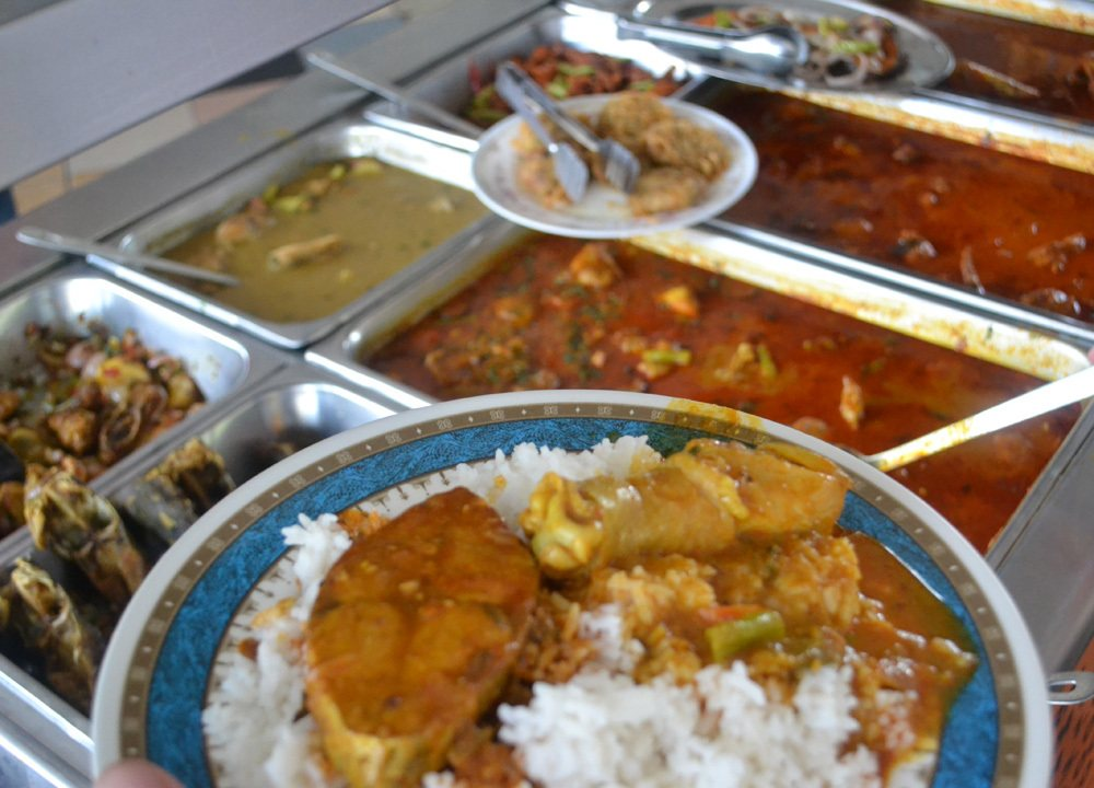 Nasi Kandar - Penang Food - Discover the Best Food In Penang + Penang Street Food