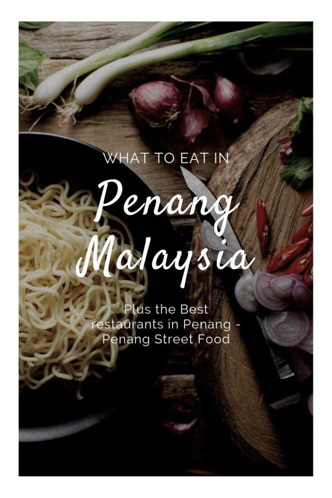 Wondering what's the best food in Penang? Discover what & where to eat with our Penang Food Guide + Penang Street Food
